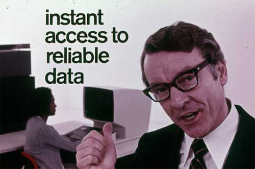 Reliable data IBM guy
