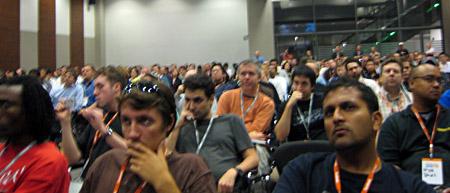 fbcamp crowd