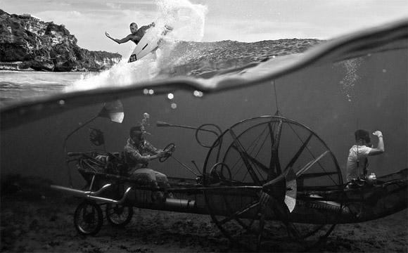 machine-surfing